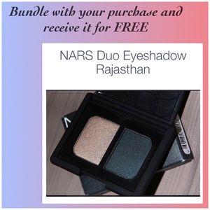NARS Eyeshadow Duo in Rajasthan
